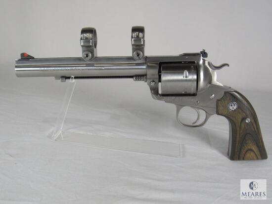 Ruger New Model Super Blackhawk Hunter .44 Magnum Stainless Revolver