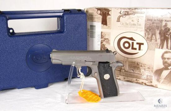 NEW Colt Government MK IV Series 80 .380 Auto Semi-Auto Pistol