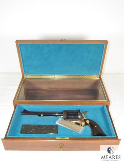 RARE Colt Trailblazer Single Action Army .45 Abercrombie & Fitch Revolver with Display Case