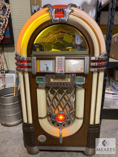 The Real Wurlitzer 1015-CD Jukebox