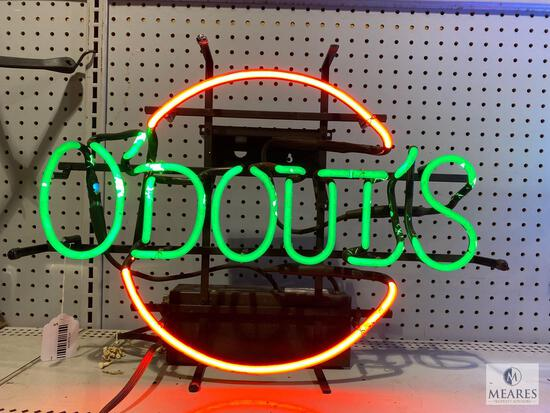 O'DOUL'S Neon Bar Sign
