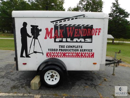 Estate of Max Wendroff - Van, Trailer, Tools