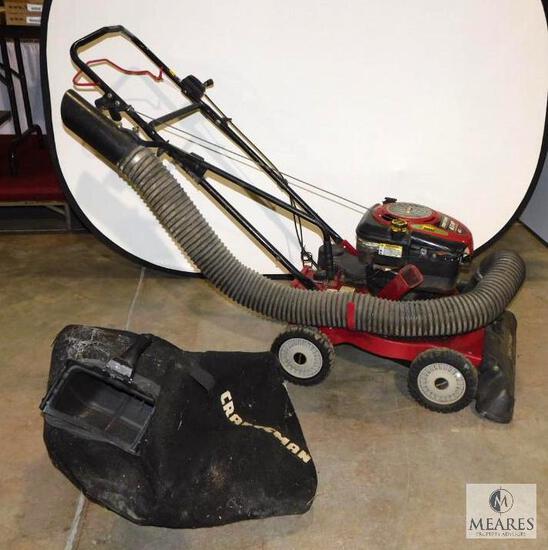 Craftsman 6.5 HP Power Propelled 4 in 1 Plus Push Mower / Mulcher with Briggs & Stratton Engine