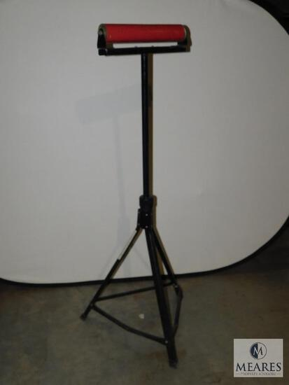 Harbor Freight Adjustable Height Roller Stand
