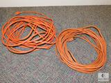 Lot of 2 Extension Power Cords