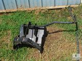 Lawn Tractor Attachment Sleeve Hitch
