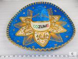 Authentic Pigalle Sombrero Cozumel Hat