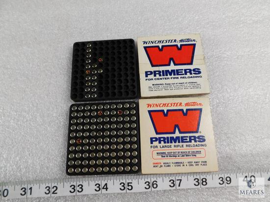 Lot 118 Winchester Large Rifle No. 8-1/2-120 Primers