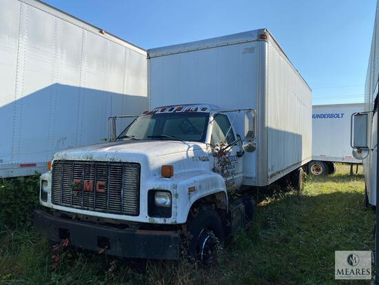 1995 GMC TopKick Straight Truck (Unit TB11)