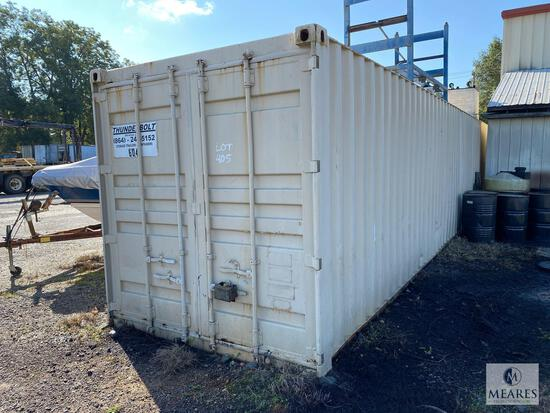 1992 40' Yellow Container (Unit 604)