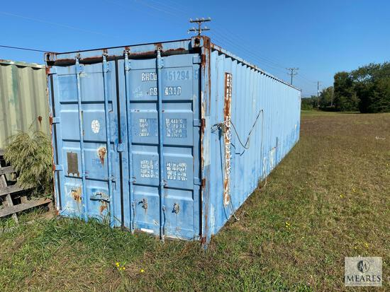 1991 40' Blue Container