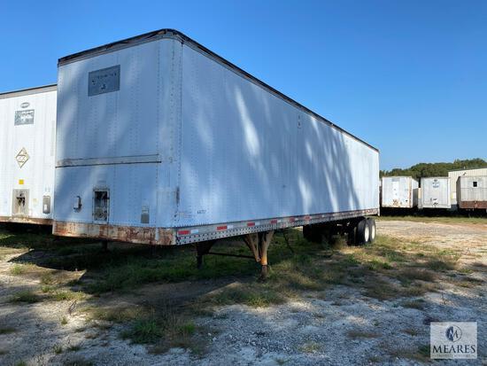 45' Budd Van Trailer (Unit 353)
