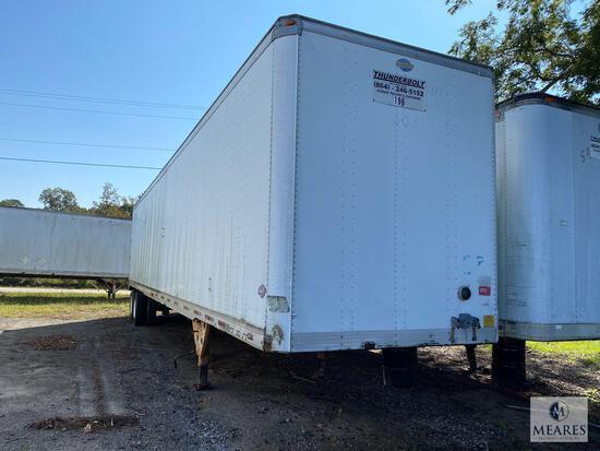 48' Utility Van Trailer (Unit 196)