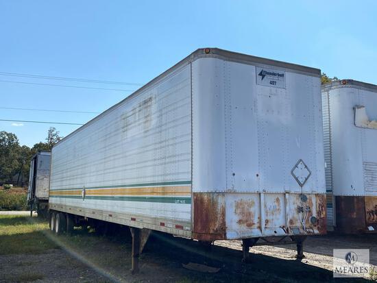 48' Trailmobile Van Trailer (Unit 407)