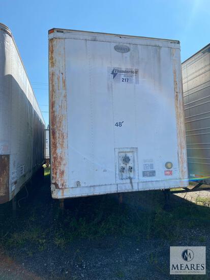48' Dorsey Van Trailer (Unit 217)