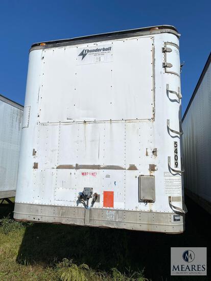 48' Great Dane Van Trailer (Unit 266)
