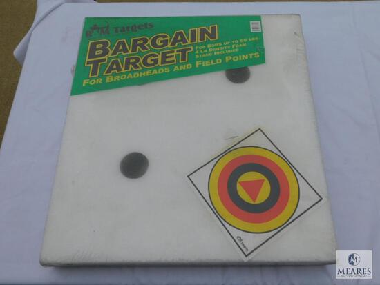 R&M Targets Bargain Target for Bows up to 65lbs