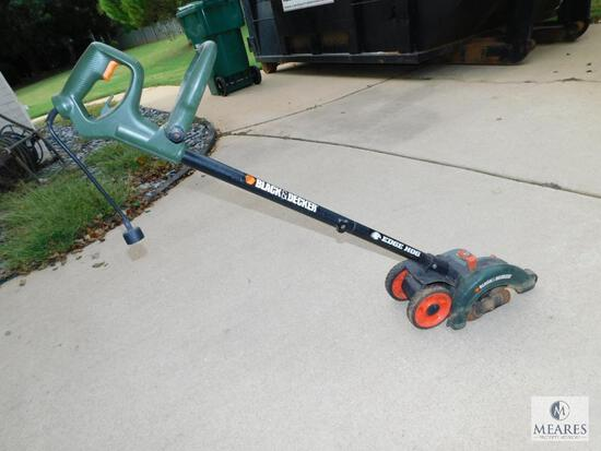 Black & Decker Edge Hog Electric Edger and Landscape Trencher