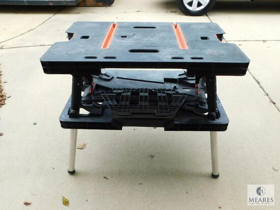 Black and Decker Firestorm Portable Work Table