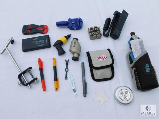 Flipout Speed Hex Screwdriver, Pocket Multi-Bit Screwdrivers, and More