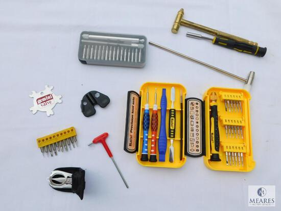 Kaisi Precision Tool Set and Additional Micro Tools