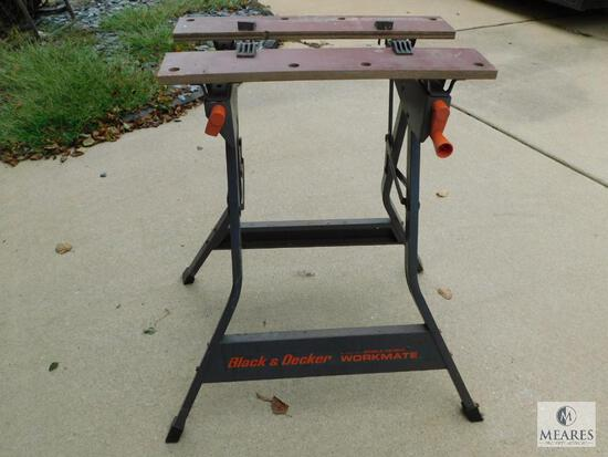 Black and Decker Workmate Folding Work Table