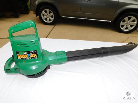 Weed Eater Barracuda Super Blower Electric Leaf Blower
