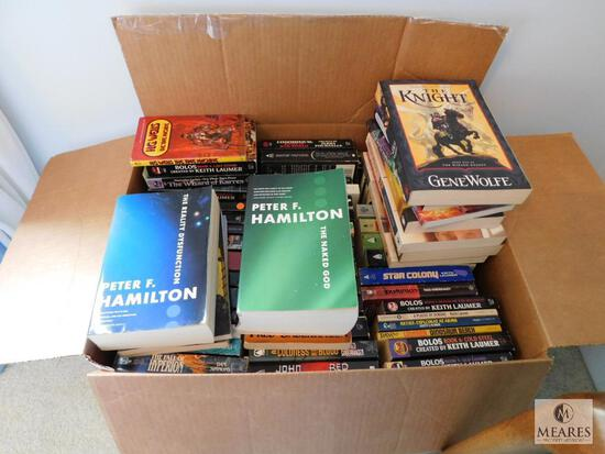 Lot of Assorted Books and Novels
