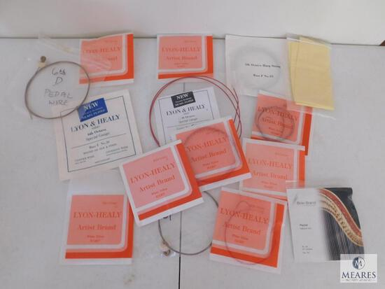 Assorted Harp Replacement Strings