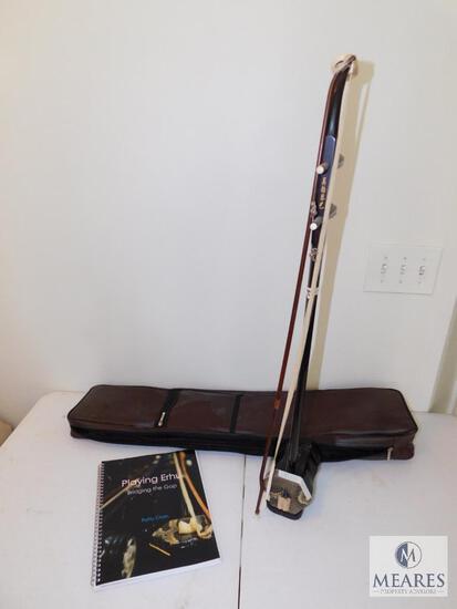 Paragon Erhu with Bow and Storage Bag