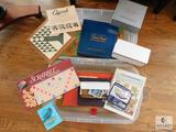 Lot of Assorted Board and Card Games
