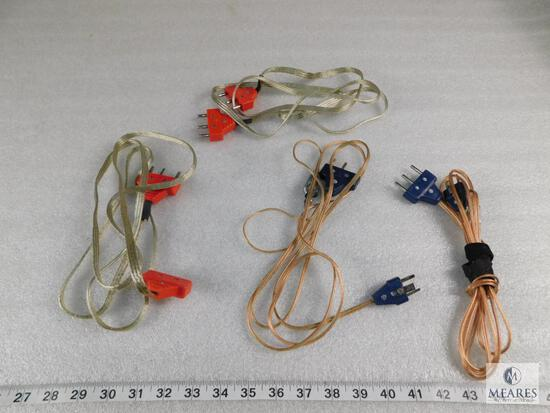 One Lot of Connecting Wires for Fencing Foils