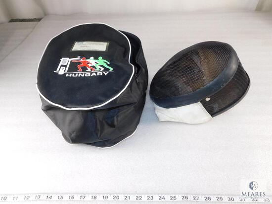 Triplette Competition Arms Fencing Mask Size Medium
