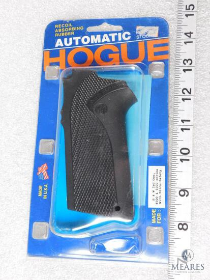 Hogue automatic soft rubber grip, Smith & Wesson