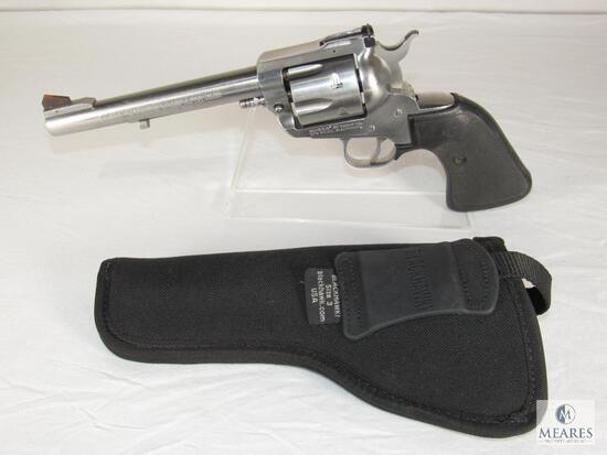 Ruger New Model Blackhawk .357 Magnum Revolver & Holster