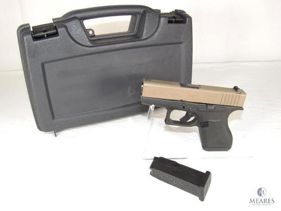 Glock 43 9mm Sub-Compact Semi-Auto Pistol