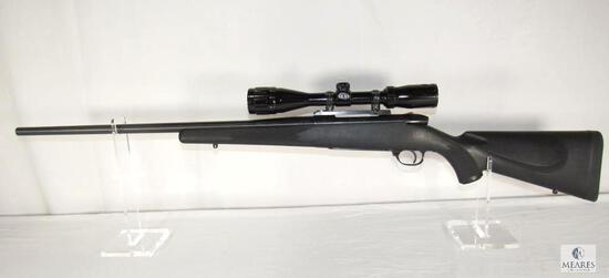 Weatherby Mark V .375 H&H Magnum Bolt Action Rifle with Bushnell Scope