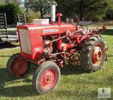 IH McCormick Farmall 140 Cultivating Tractor
