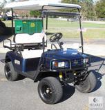 EZGo ST Sport 2+2 E Decked-Out Golf Cart