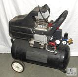 Central Pneumatic 2 HP 8 Gallon Portable Air Compressor