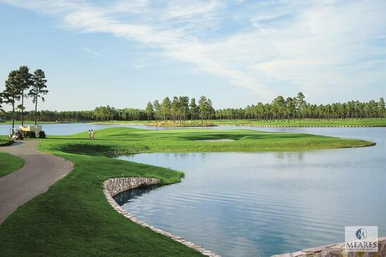 Golf Package for FOUR on the South Carolina Coast with a Gift Basket