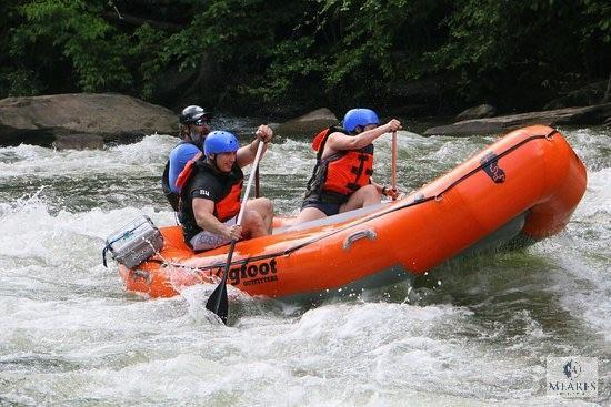Whitewater Rafting for Two with Professional Guide on the Ocoee River - East Tennessee