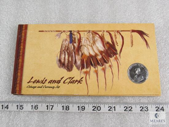 Uncirculated 2004 Lewis and Clark Coin Set