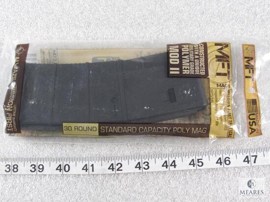 New 30 Rounds Mission First Tactical Ar 15 5.56,300 blackout rifle magazine