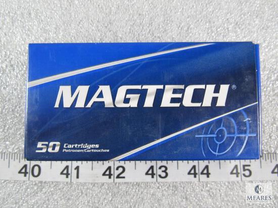 50 rounds Magtech 9mm ammo 115 grain FMJ