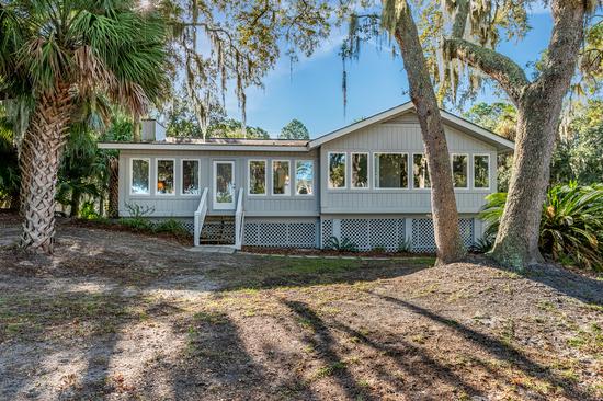 Fripp Island Single-Family Home - 0.50 Acre Lot