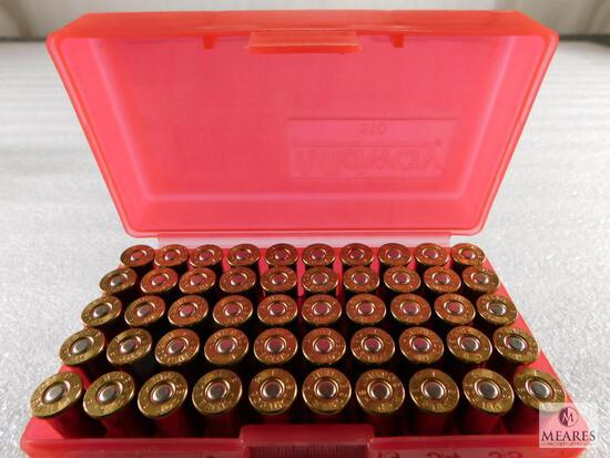 50 rounds factory .303 British ammo in plastic case