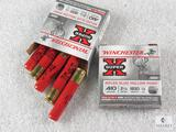 10 rounds Winchester .410 gauge hollow point slug. 2 1/2