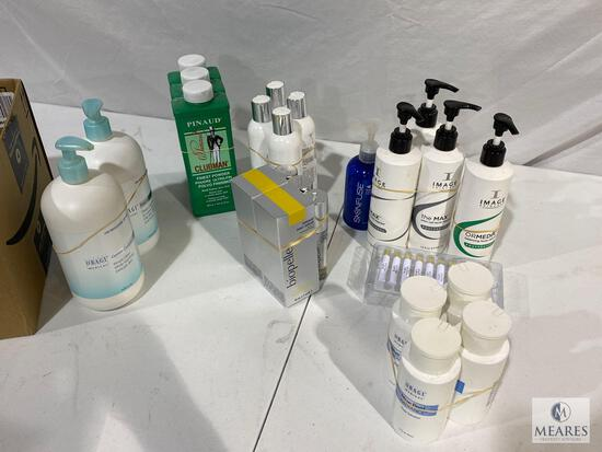 Large lot of Skincare and Facial Products