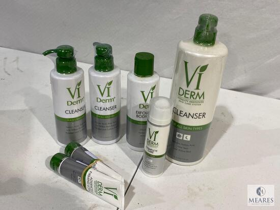ViDERM - Vitality Institute Skin Care Products - All Unopened Packages